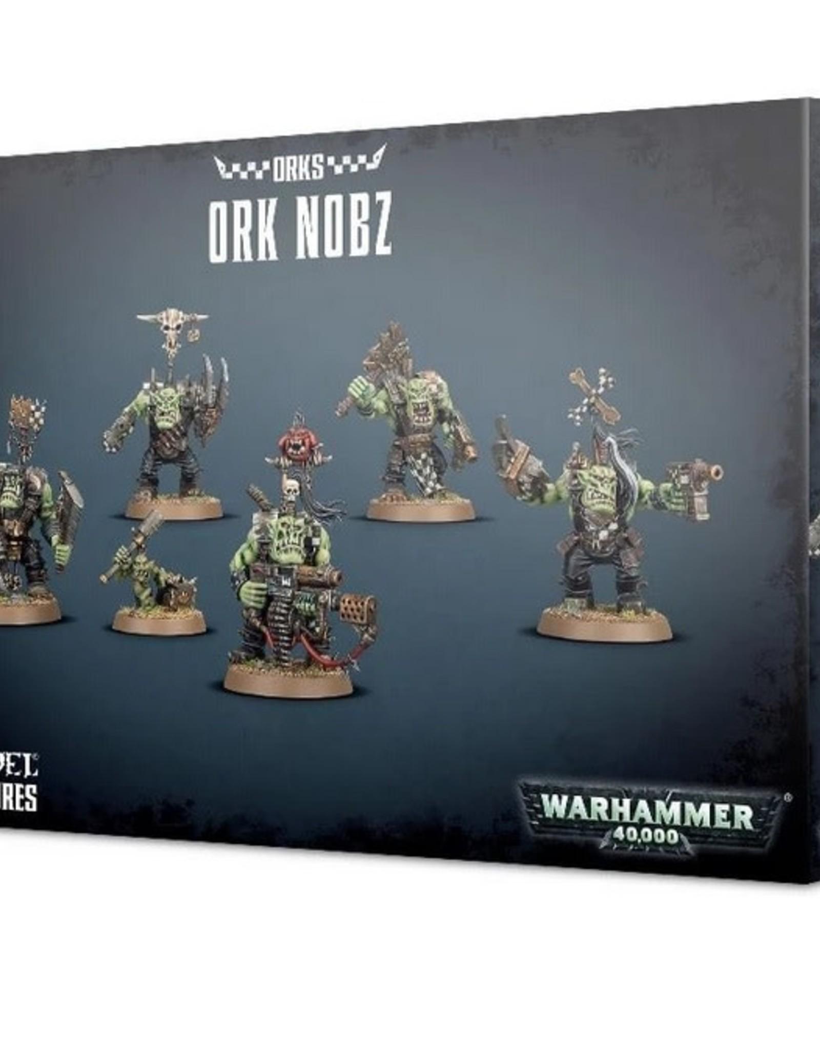 Games Workshop Orks: Nobz