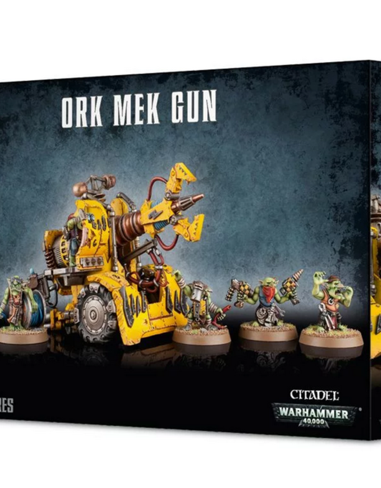 Games Workshop Orks: Mek Gun