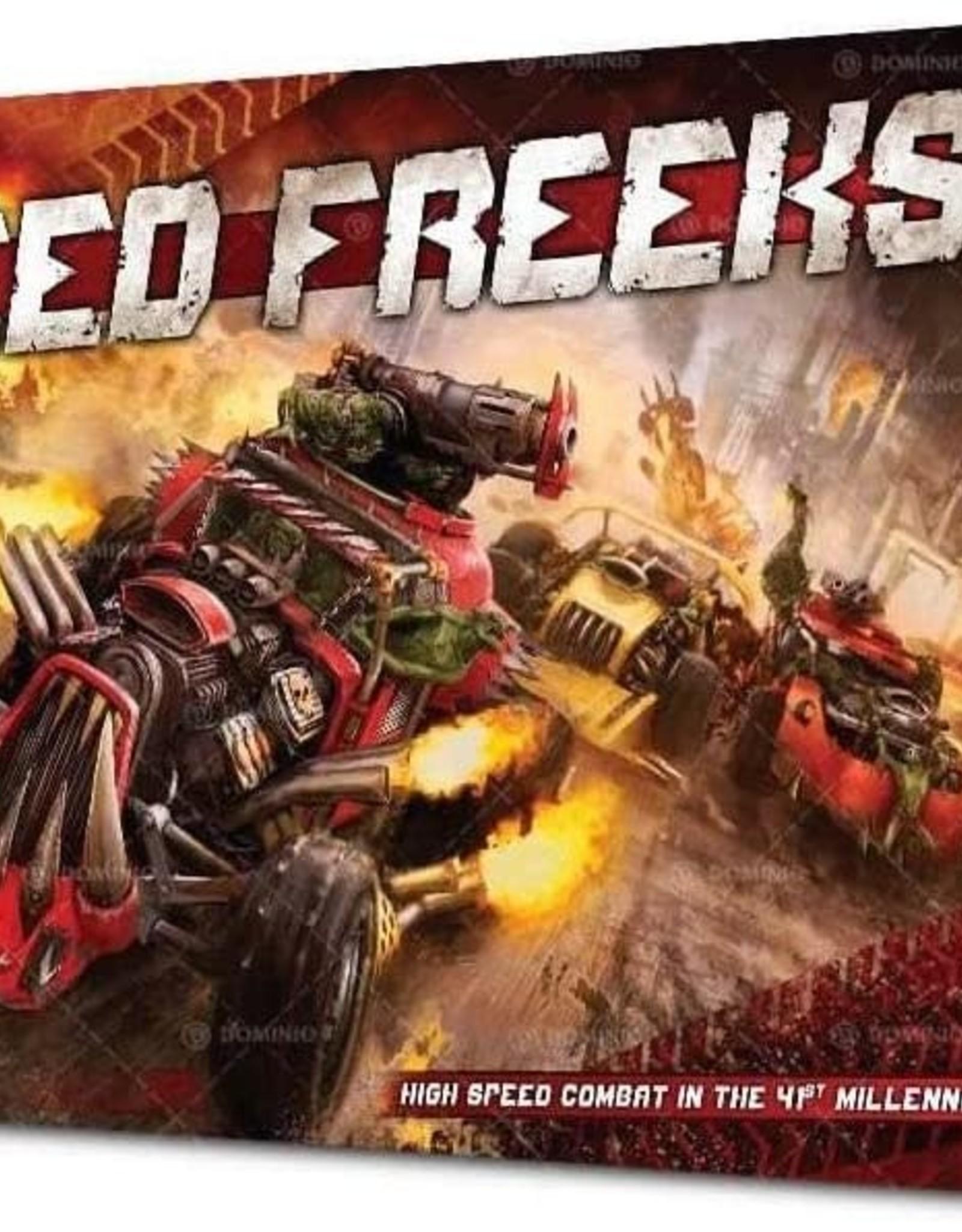 Games Workshop Orks: Speed Freeks - OOP