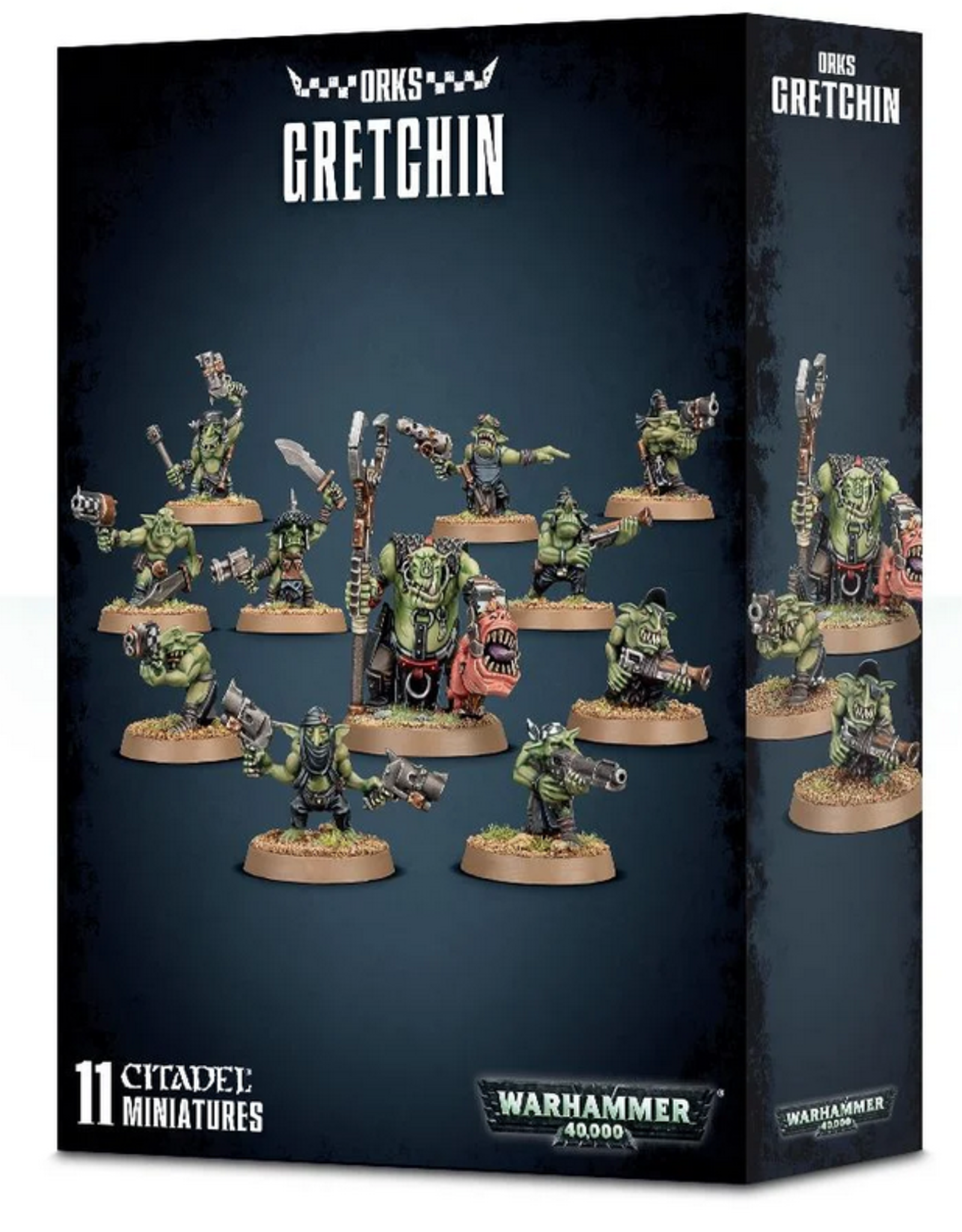 Games Workshop Orks: Gretchin