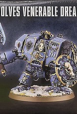 Games Workshop SM: Space Wolves Venerable Dreadnought