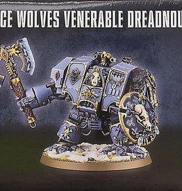 Games Workshop SM: Space Wolves Venerable Dreadnought