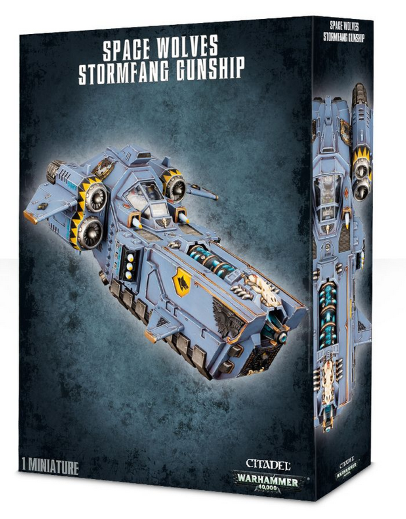 Games Workshop SM: Space Wolves Stormfang Gunship