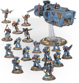 Games Workshop Box: Space Wolves Talons of Morkai Battleforce