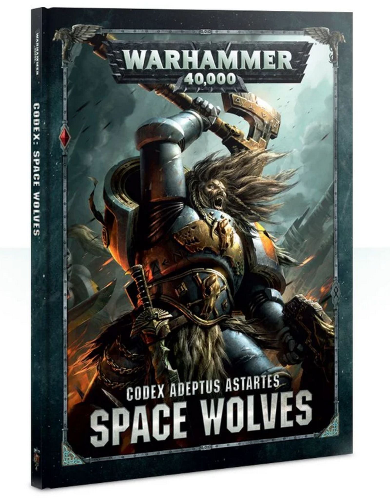 Games Workshop Codex: Space Wolves 8E