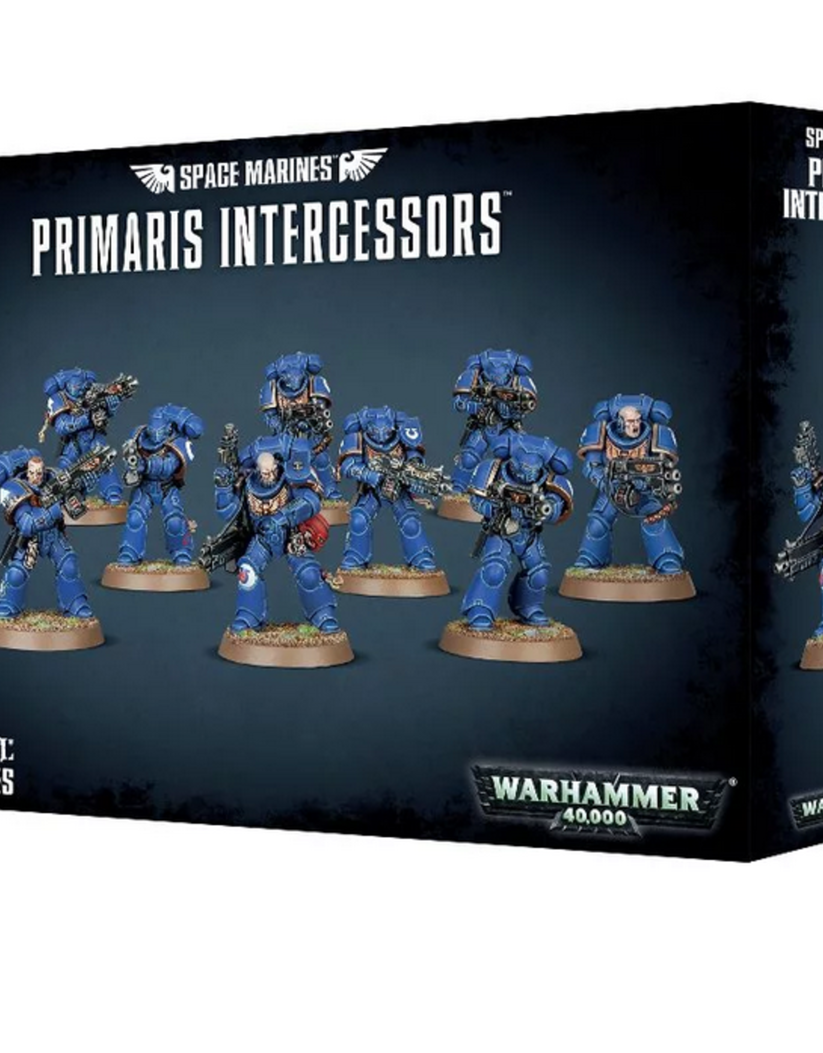 Games Workshop SM: Primaris Intercessors Squad