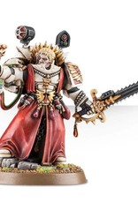 Games Workshop SM: Blood Angels Sanguinary Priest