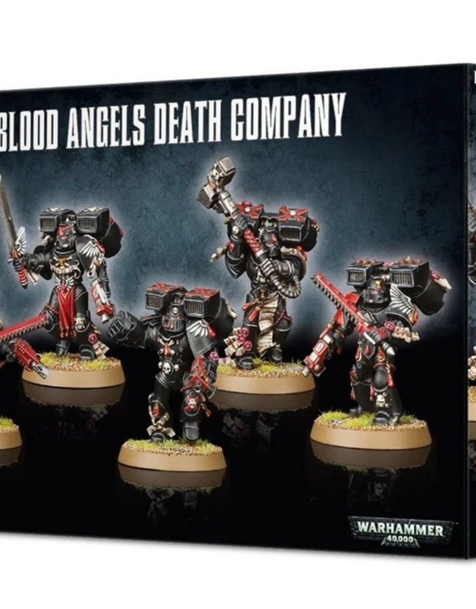 Games Workshop SM: Blood Angels Death Company