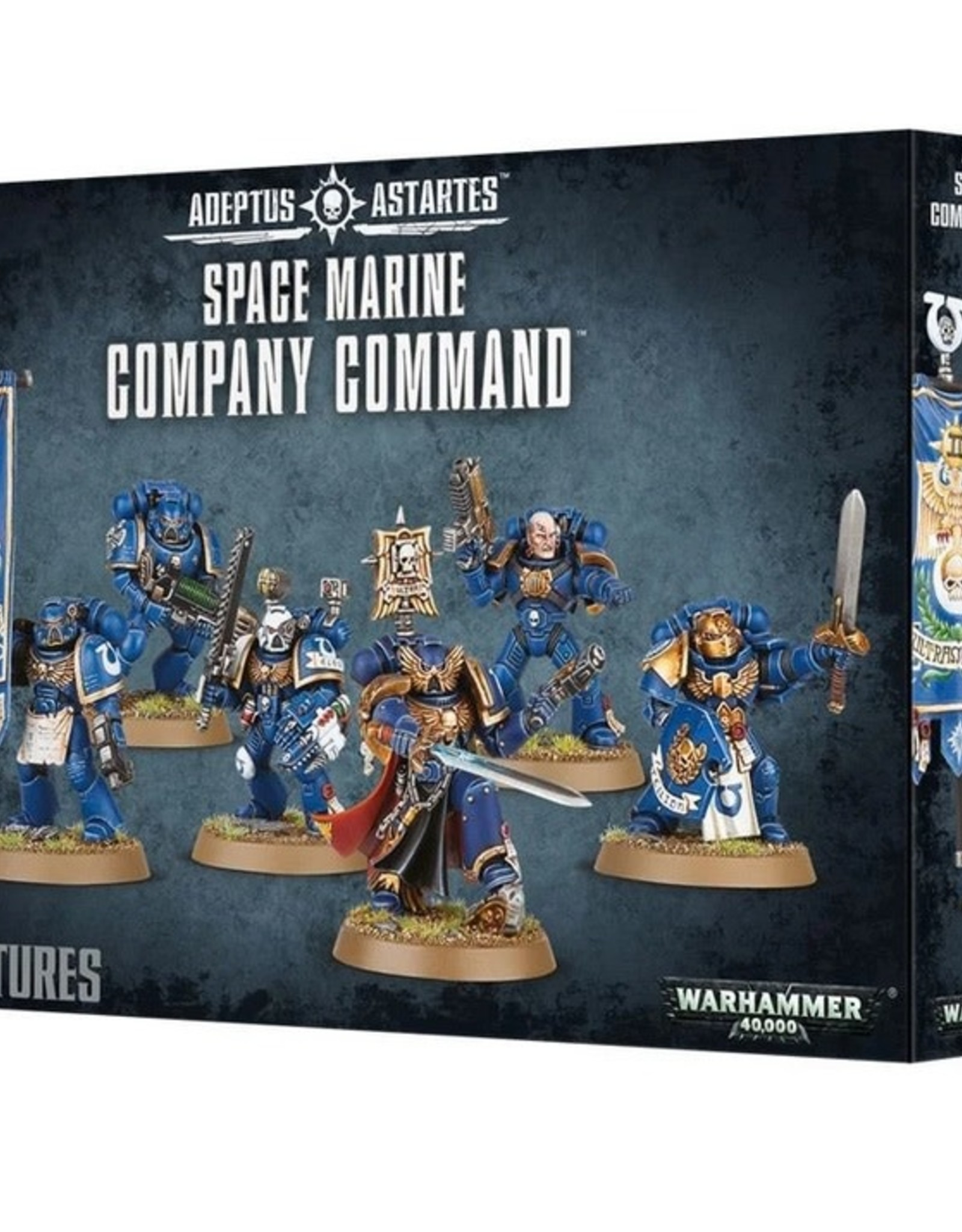 Games Workshop SM: Company Command