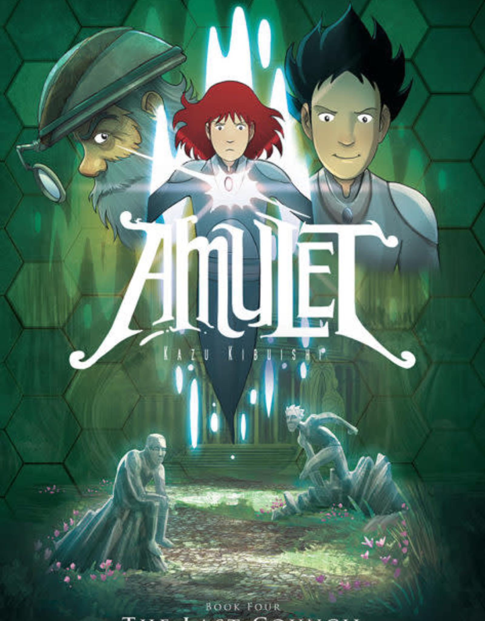 Graphix Amulet v04 The Last Council