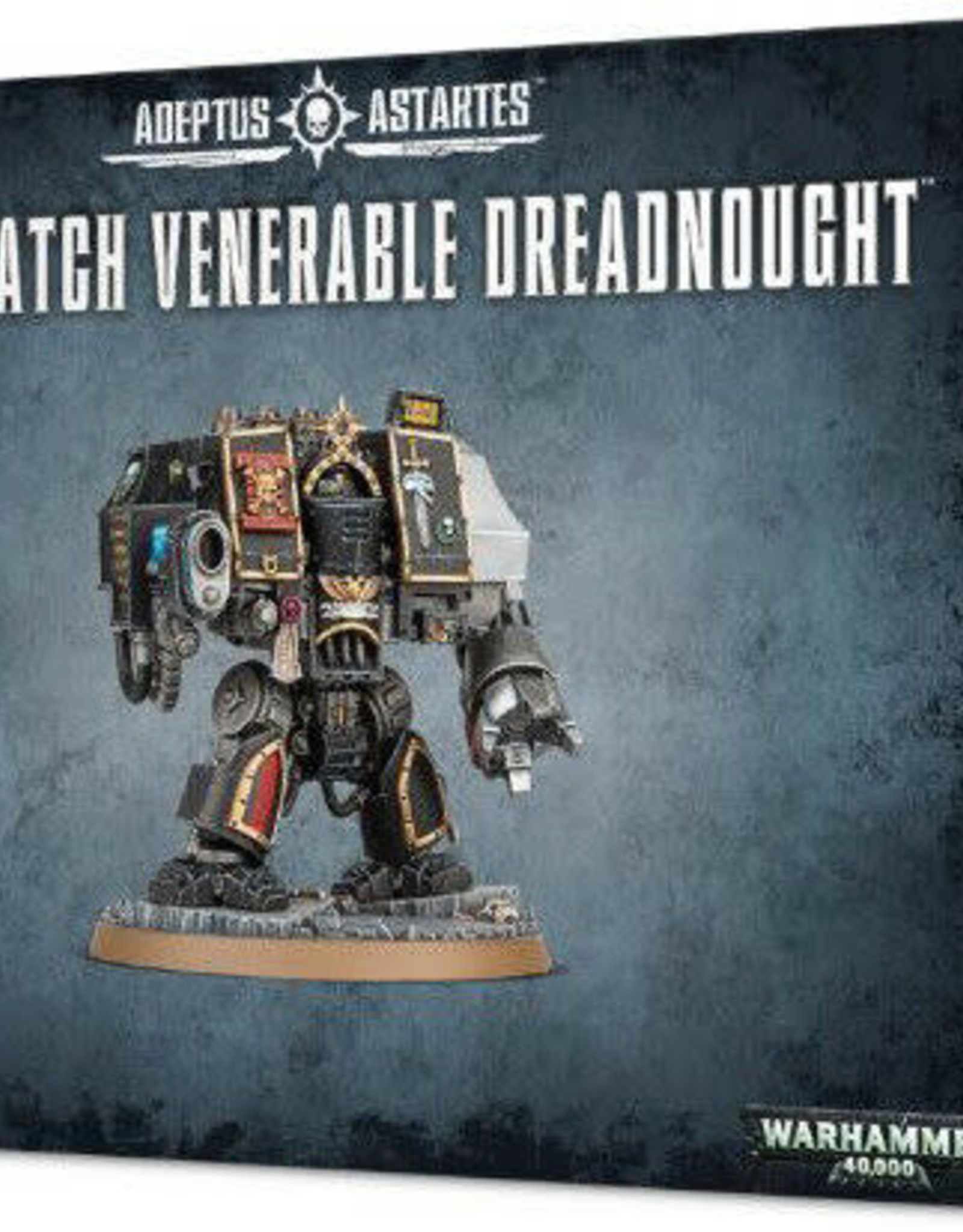 Games Workshop SM: Deathwatch Venerable Dreadnought