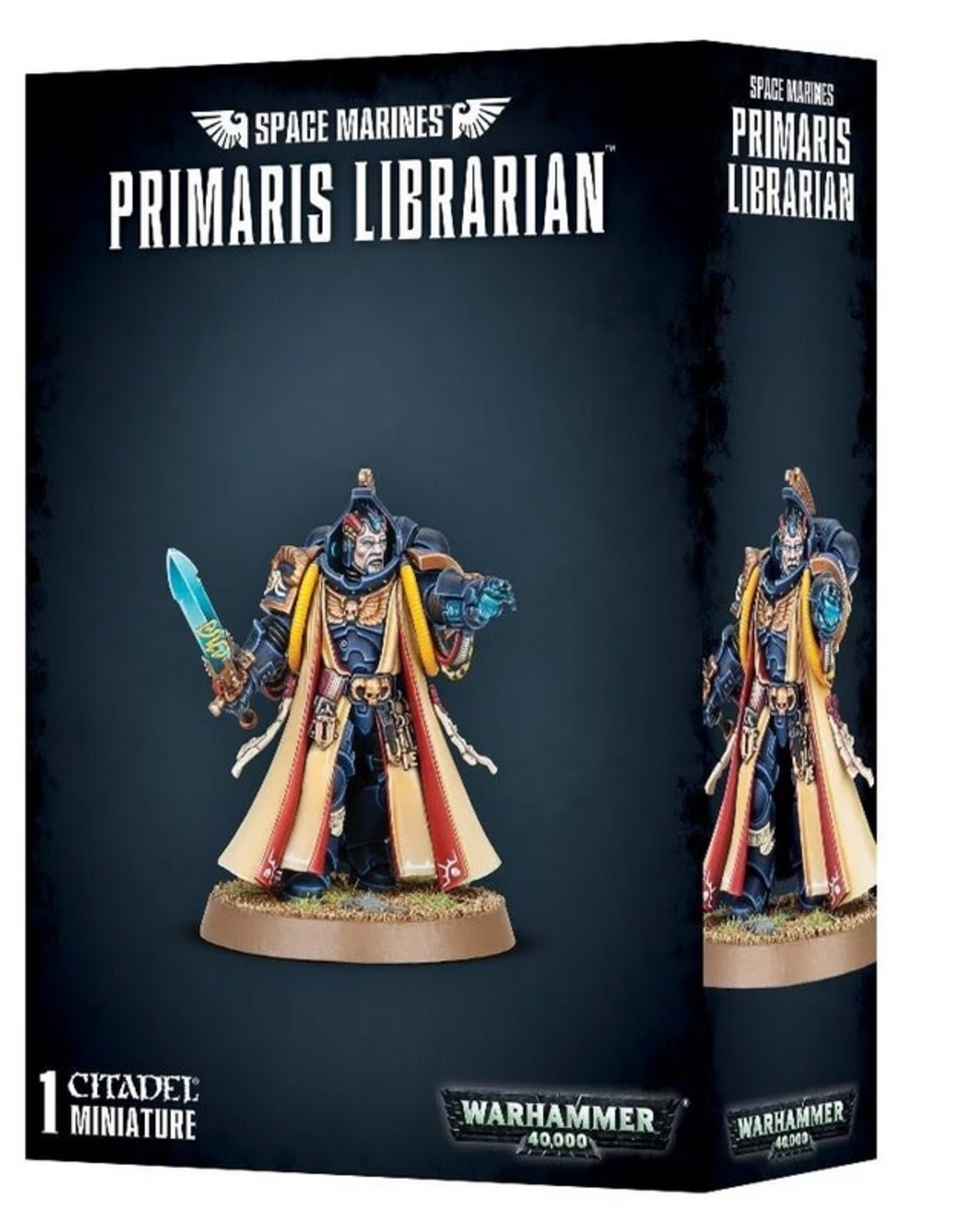 Games Workshop SM: Primaris Librarian