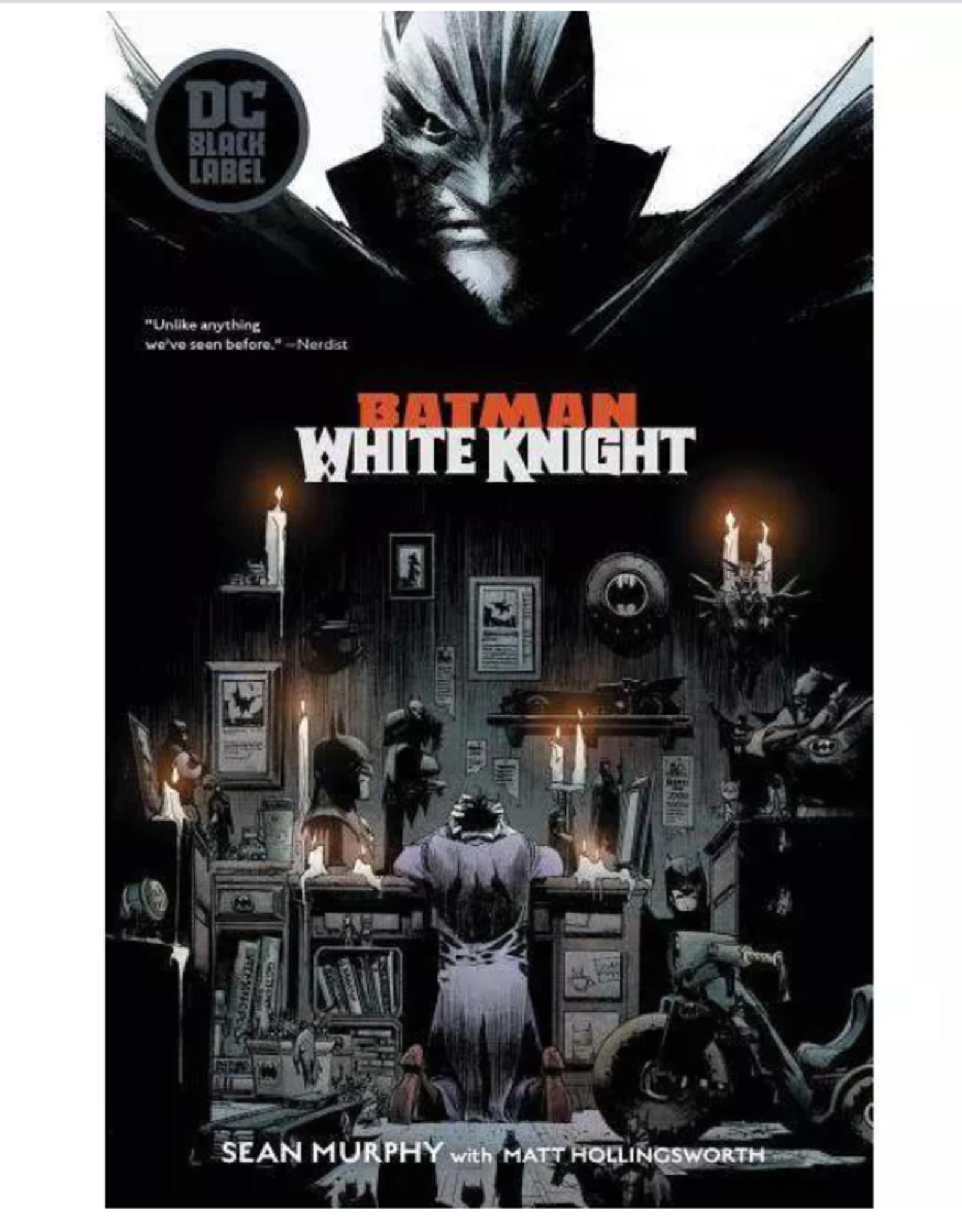 DC Comics Batman: White Knight