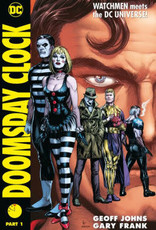 DC Comics Doomsday Clock Part 1 HC