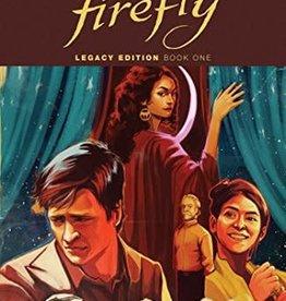 BOOM! Studios Firefly Legacy Edition v01