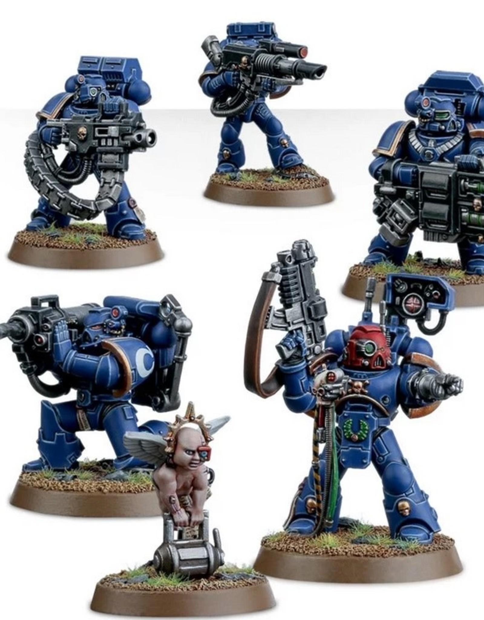 Games Workshop SM: Devastator Squad