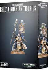 Games Workshop SM: Ultramarines Chief Librarian Tigurius Primaris