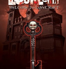 IDW Publishing Locke & Key v01 Welcome To Lovecraft