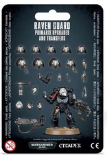 Games Workshop SM: Raven Guard Primaris Upgrades