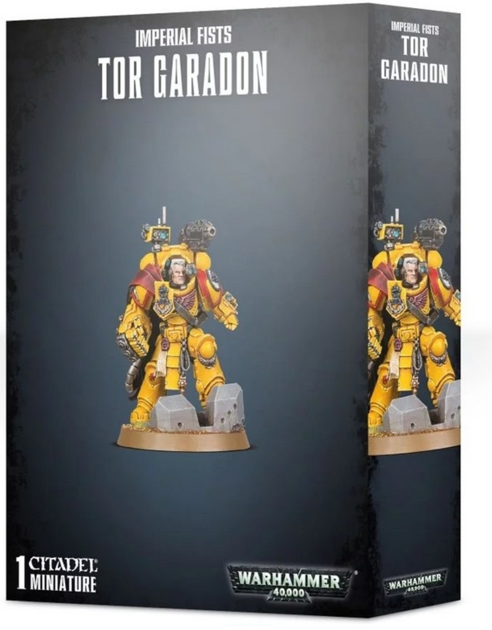 Games Workshop SM: Imperial Fists Tor Garadon