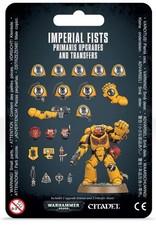 Games Workshop SM: Imperial Fists Primaris Upgrades