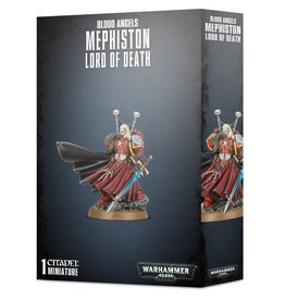 Games Workshop SM: Blood Angels Mephiston Lord of Death Primaris