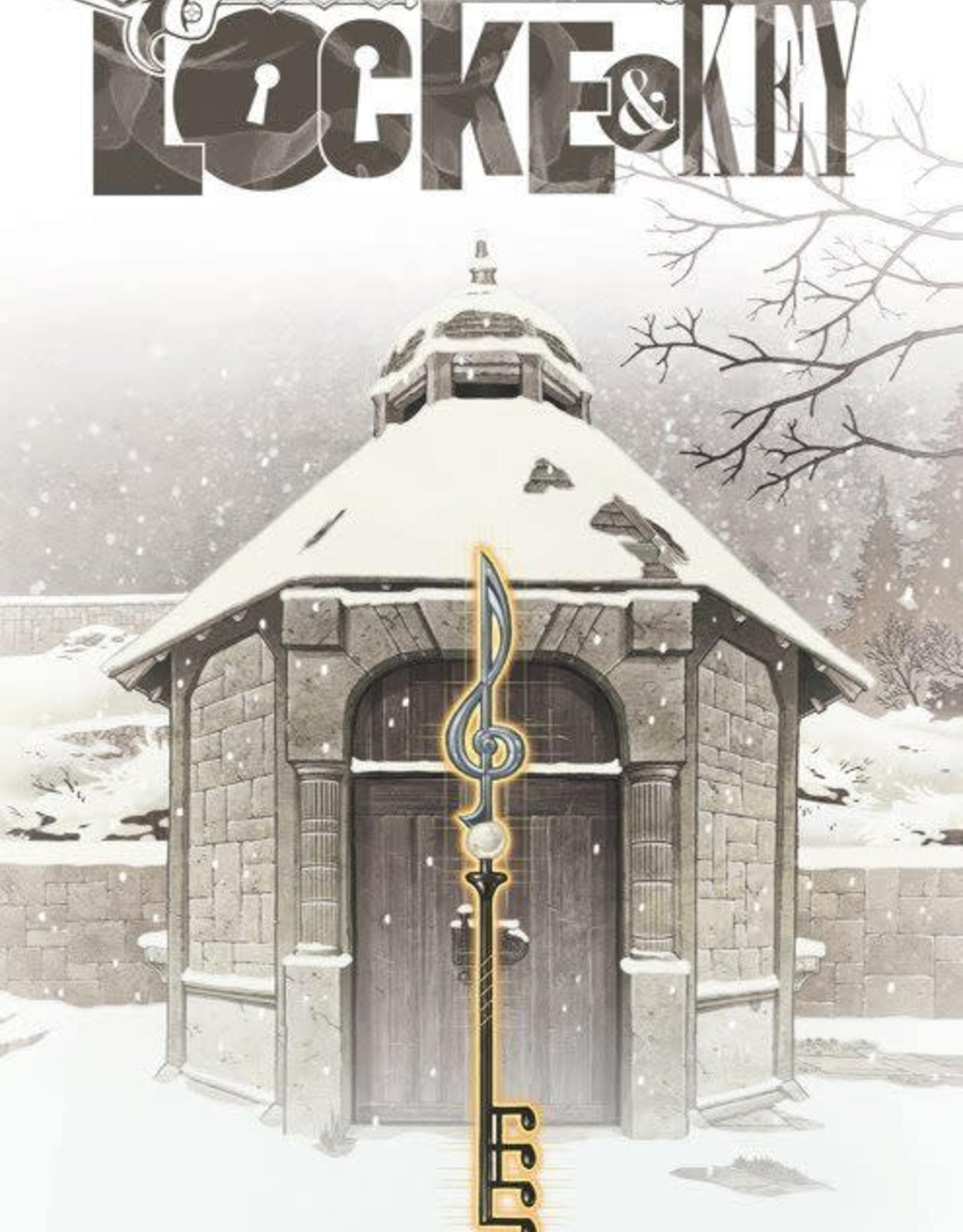 IDW Publishing Locke & Key v04 Keys to the Kingdom