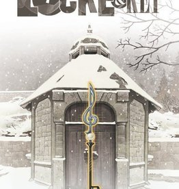 IDW Publishing Locke & Key v04 Keys to the Kingdom