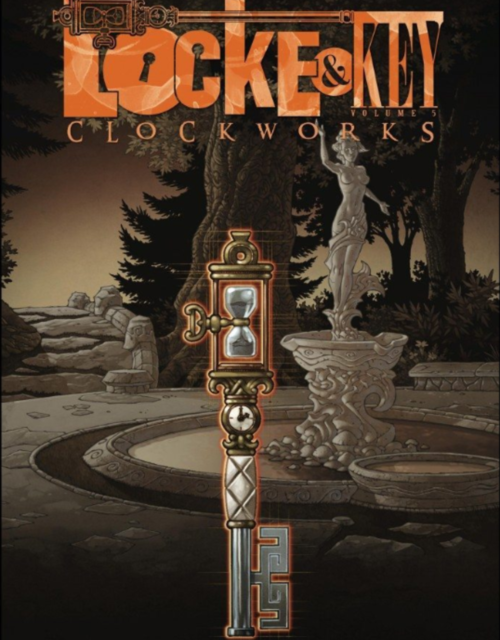 IDW Publishing Locke & Key v05 Clockworks