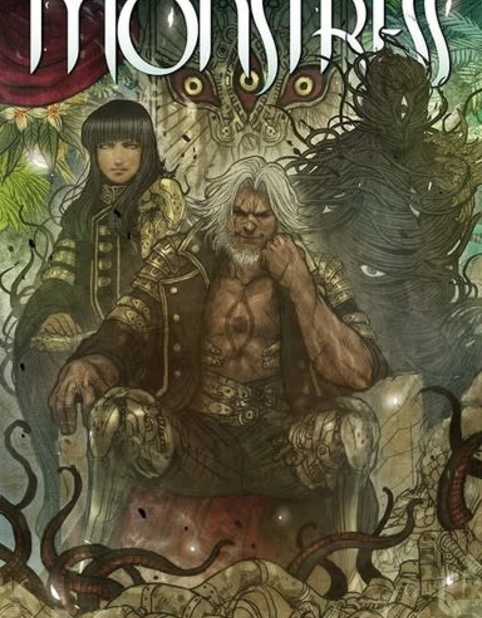 Image Comics Monstress v04 The Chosen