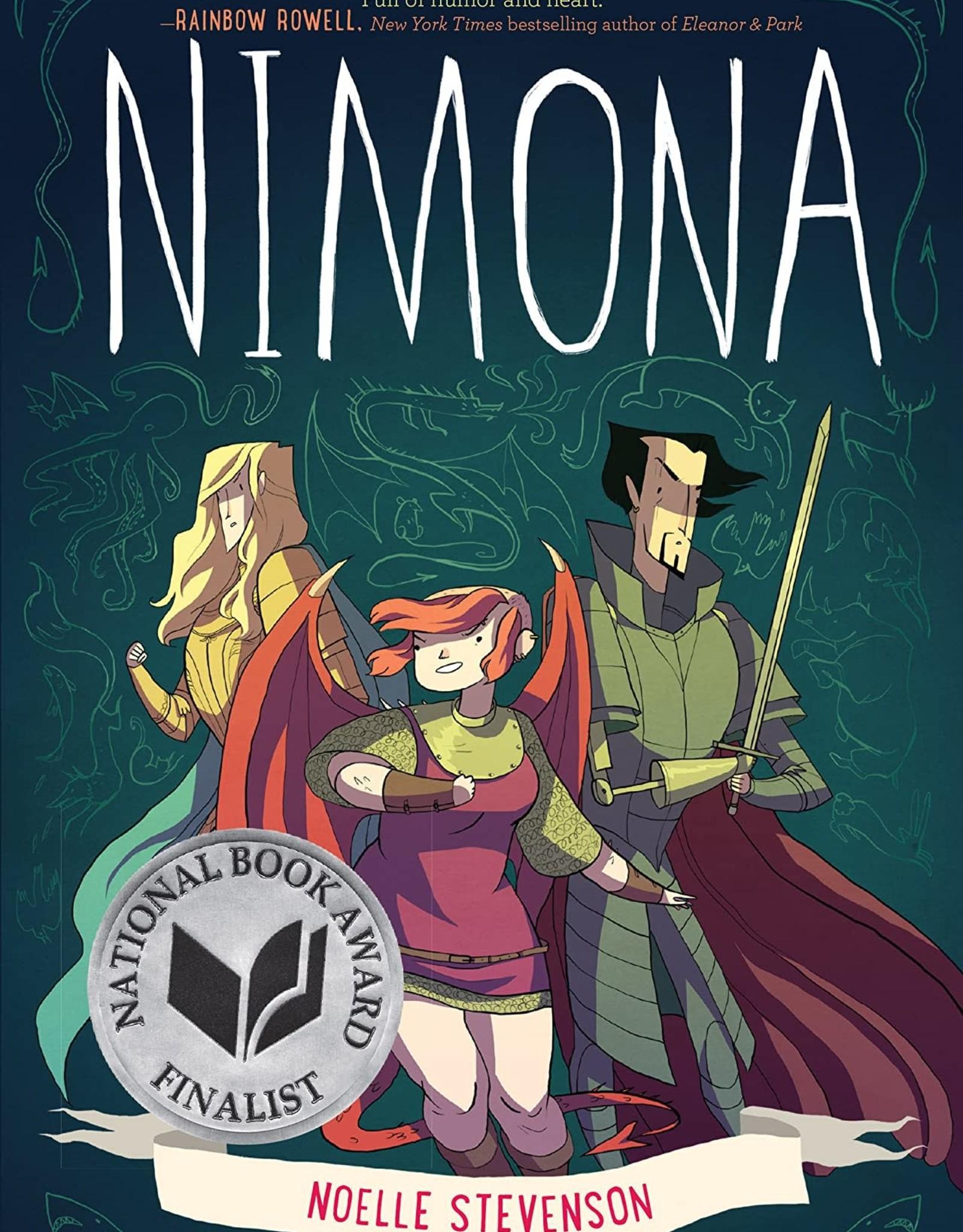 HarperCollins Nimona