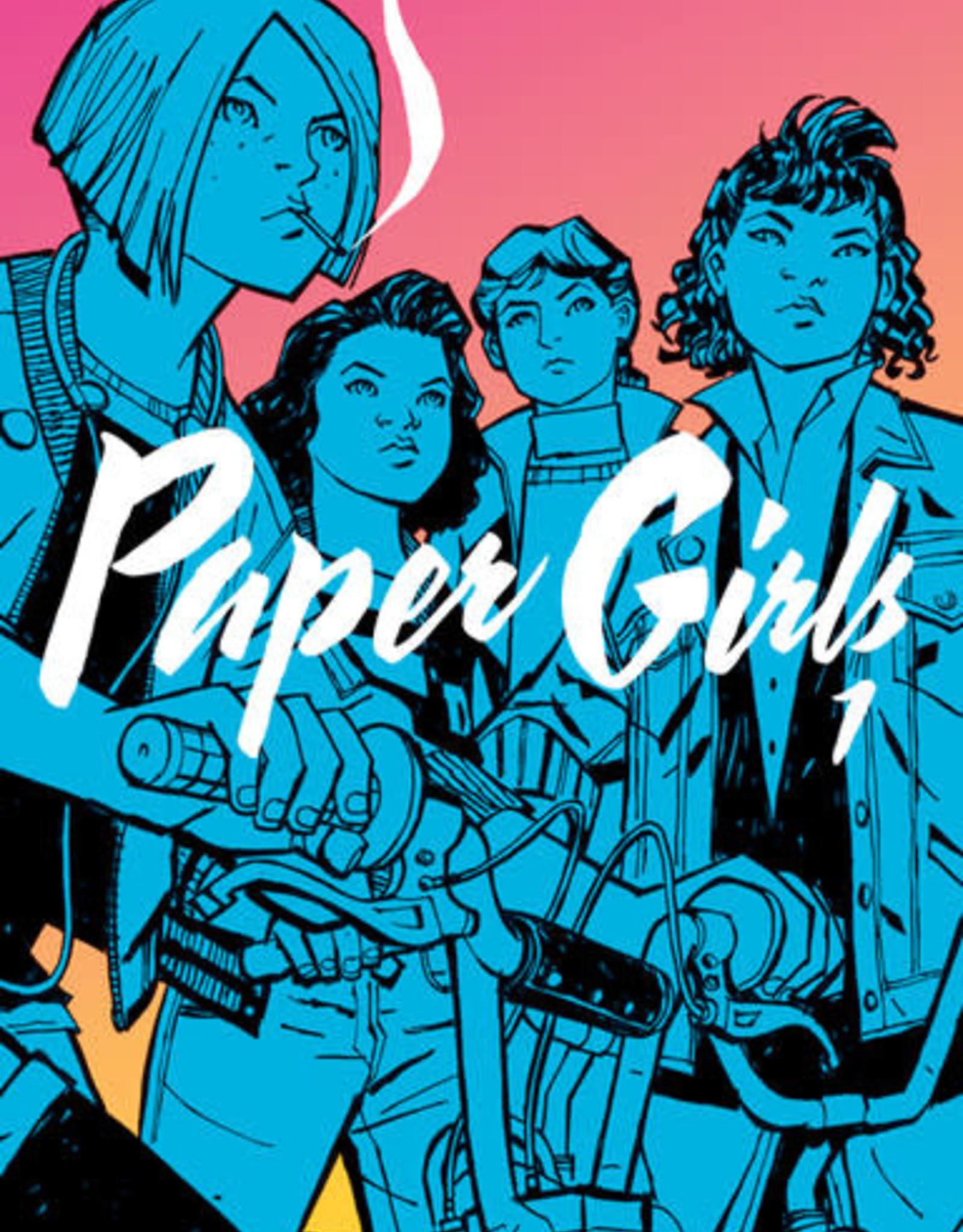 Image Comics Paper Girls v01