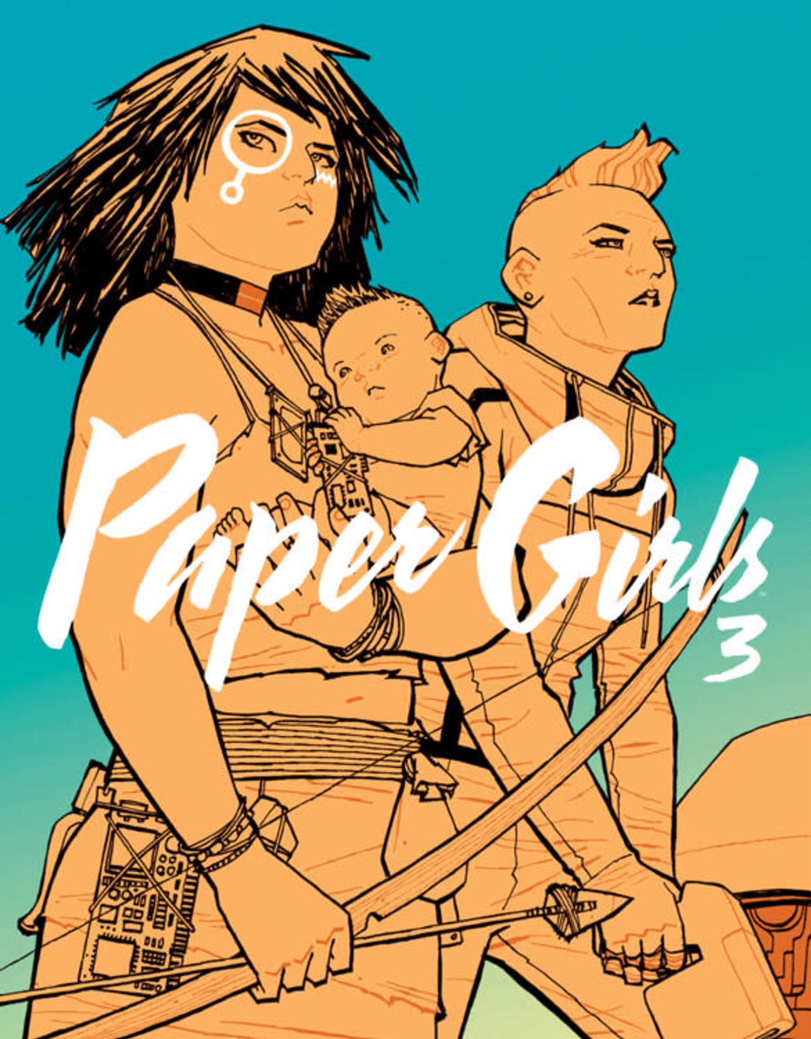 Image Comics Paper Girls v03