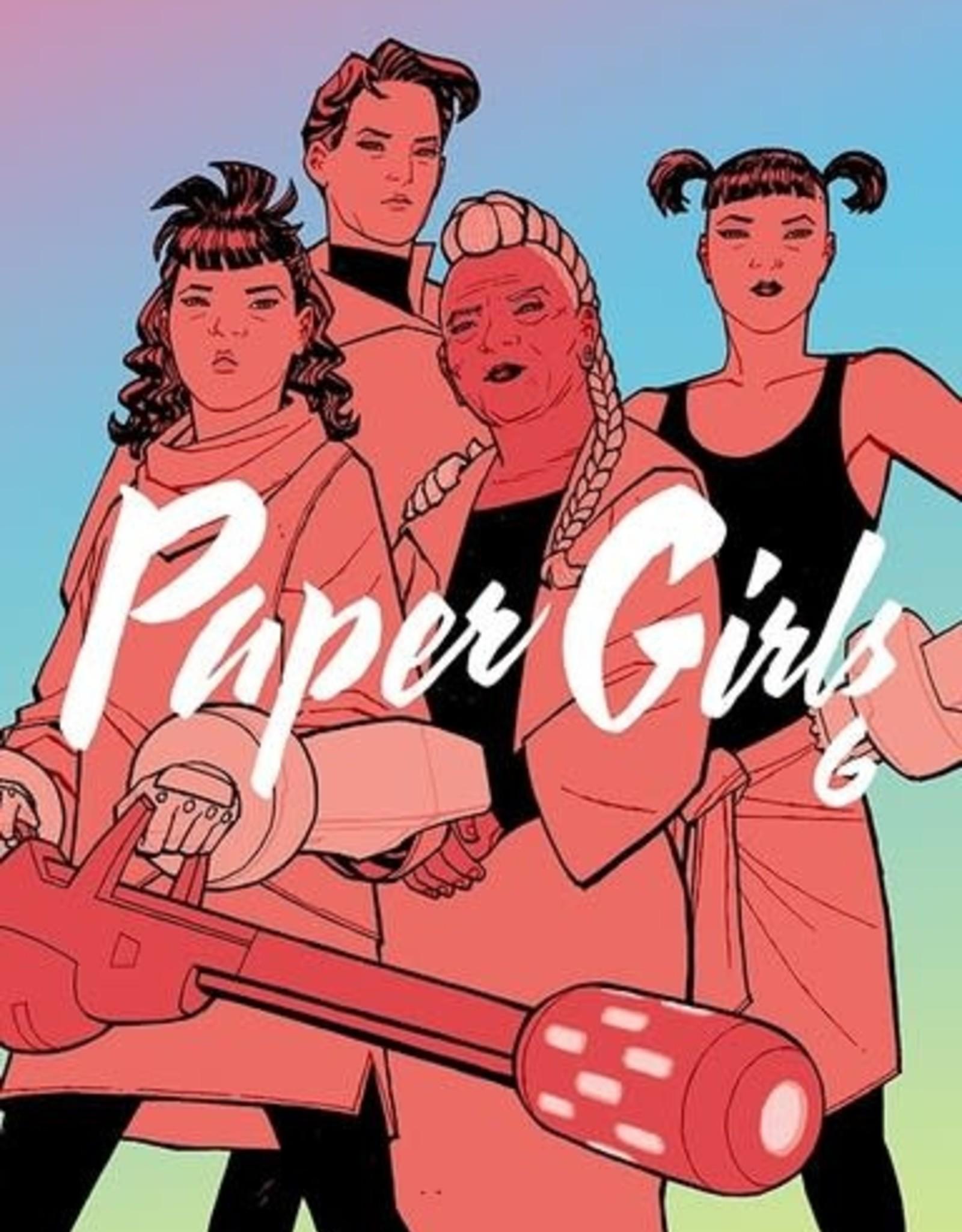Image Comics Paper Girls v06