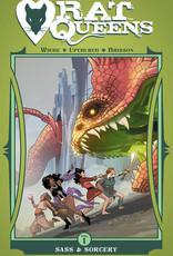 Image Comics Rat Queens v01 Sass and Sorcery