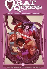 Image Comics Rat Queens v02 The Far Reaching Tentacles of N'Rygoth