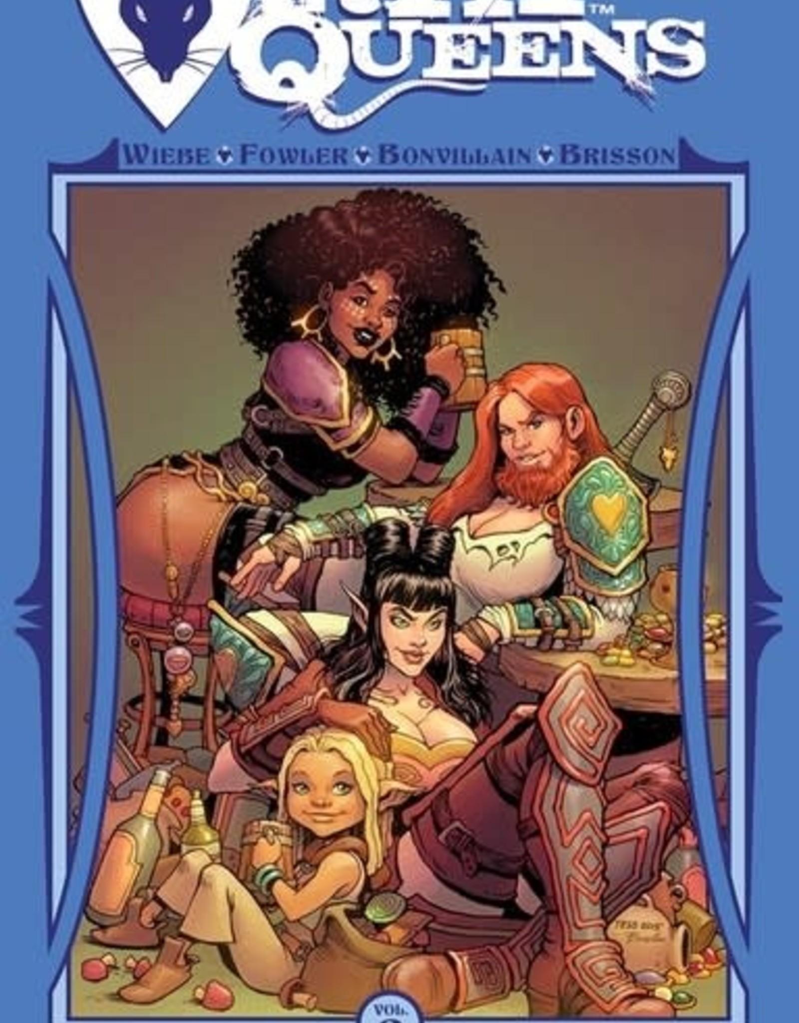 Image Comics Rat Queens v03 Demons