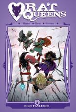 Image Comics Rat Queens v04 High Fantasies