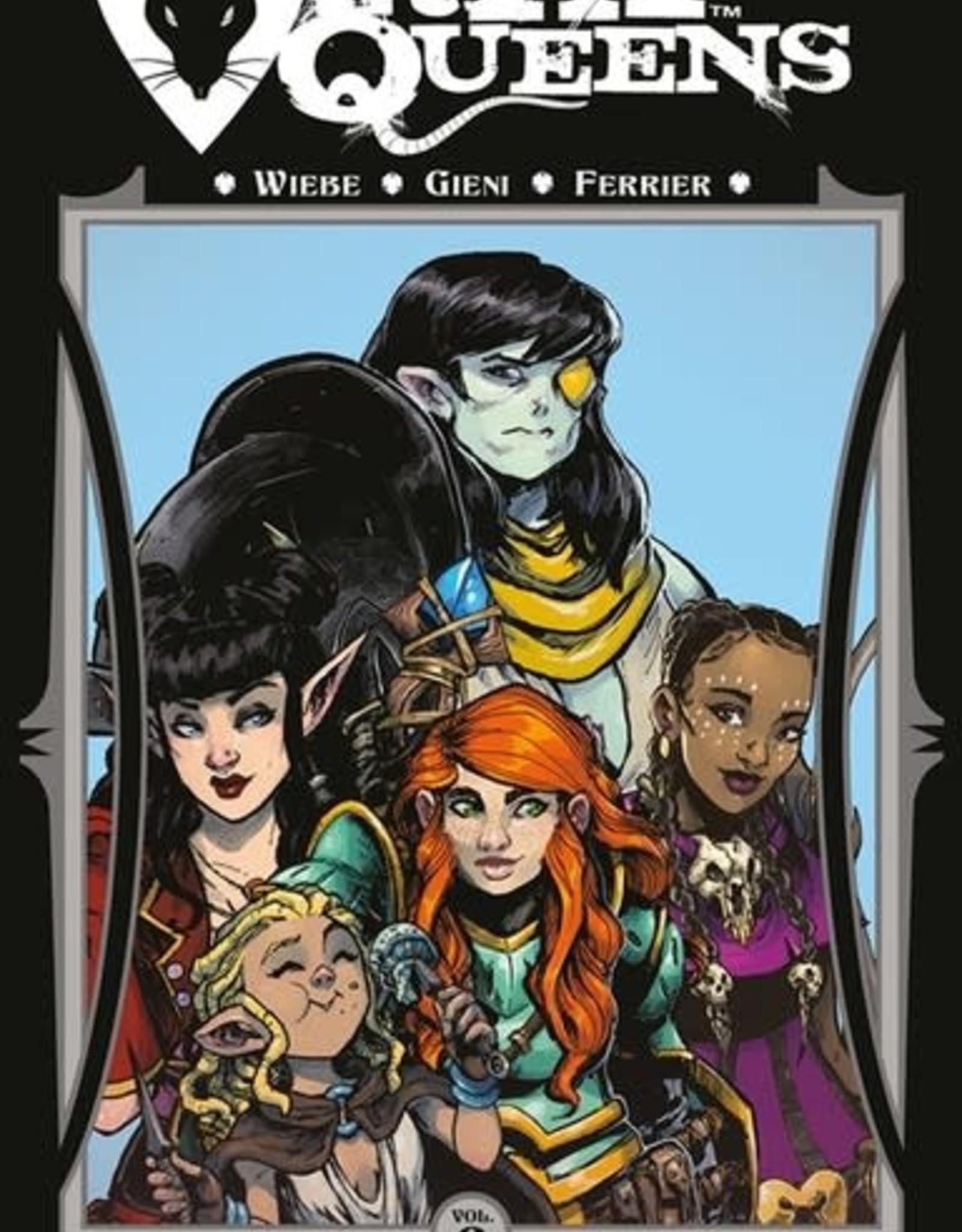 Image Comics Rat Queens v06 The Infernal Path