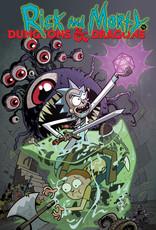 IDW Publishing Rick & Morty vs D&D v01