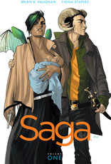 Image Comics Saga v01
