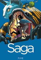 Image Comics Saga v05