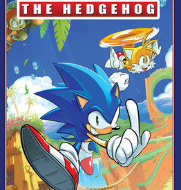 IDW Publishing Sonic the Hedgehog v01 Fallout