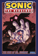 Image Comics Sonic the Hedgehog v02 The Fate of Dr. Eggman