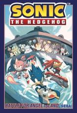 IDW Publishing Sonic the Hedgehog v03 Battle for Angel Island