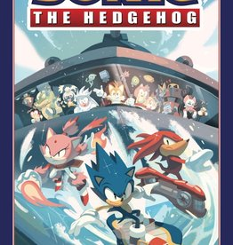 IDW Publishing Sonic the Hedgehog v03 Battle for Angel Island