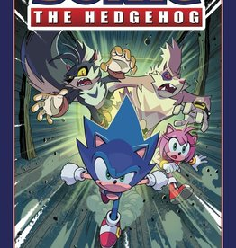 IDW Publishing Sonic the Hedgehog v04 Infection