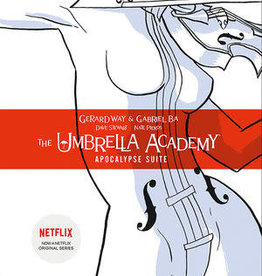Dark Horse The Umbrella Academy v01 Apocalypse Suite