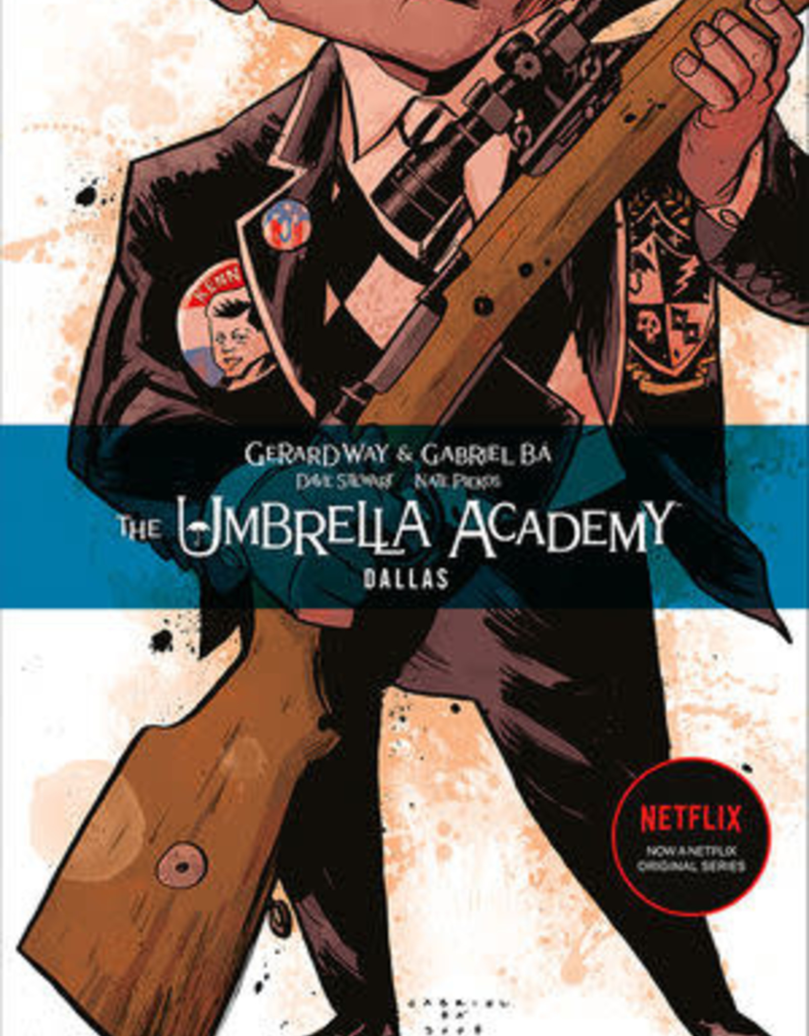 Dark Horse Comics The Umbrella Academy v02 Dallas