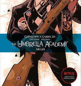 Dark Horse Comics The Umbrella Academy v02 Dallas